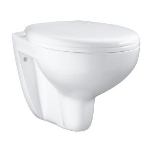 Grohe Bau Ceramic mélyöblítésű, perem nélküli, fali WC (39427000)