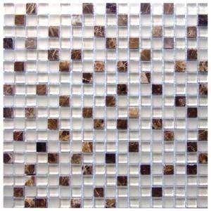 Melange mozaik csempe Java 15 30,5x30,5