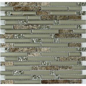 Melange mozaik csempe Reflex