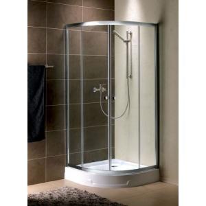 Radaway Premium A 90 Átlátszó Üveggel 30403-01-01 Zuhanykabin