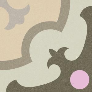 Vives 1900 Ordal Beige 20x20 cm beltéri padlólap
