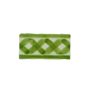 Vives Aranda Tinter Verde 6,5x13 cm dekoráció