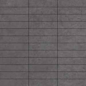 Vives RUHR MOSAICO RECTANGULAR RUHR PLOMO 30x30 cm