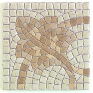Vives ILIADA CANTONERA AFRODITA BLANCO 21,7x21,7 cm