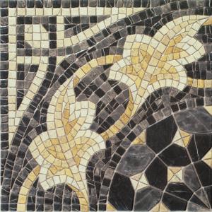Vives ILIADA CANTONERA LAERTES TABACO 43,5x43,5 cm