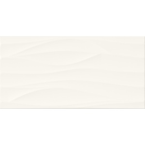 Ps800 White Satin Wave Structure 29,8X59,8