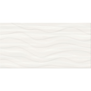 Ps803 White Satin Wave Structure 29,8X59,8