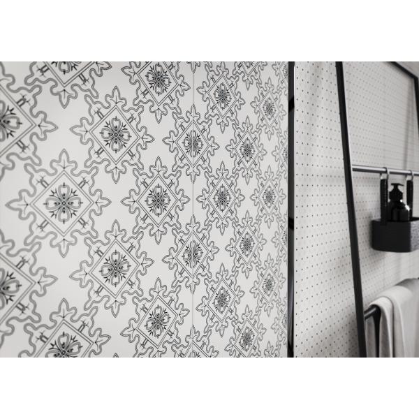 Black&White Pattern E 20X60
