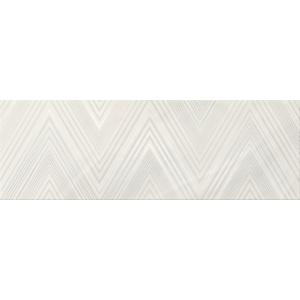 Markuria White Lines Inserto Matt 20X60