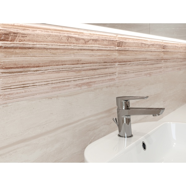 Marble Room Inserto Lines 20X60