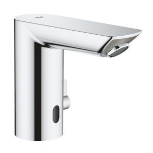 Grohe Bau Cosmopolitan E infrás mosdócsaptelep, állítható hőmérséklet szabályzóval, Elemes (36451000)