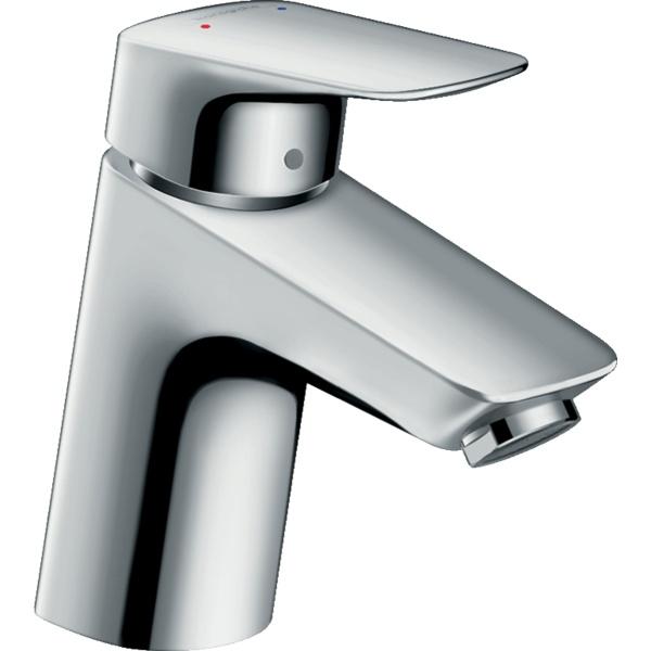 Hansgrohe Logis 70 egykaros mosdócsaptelep push open