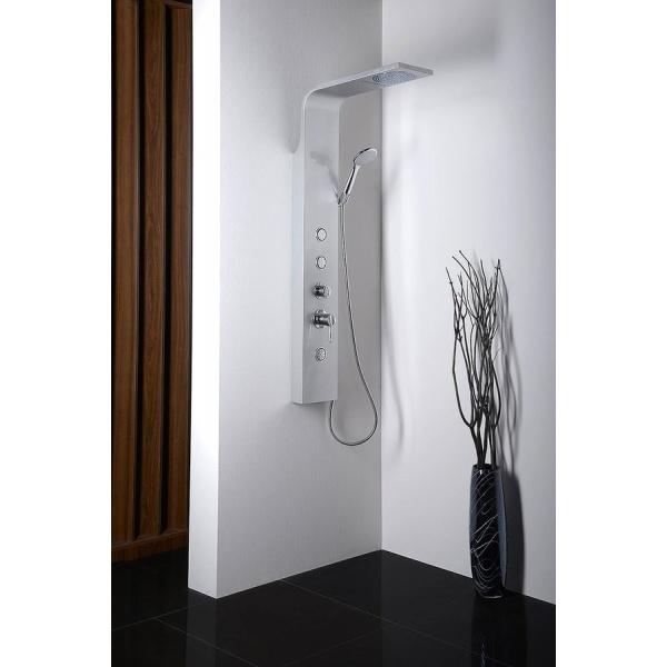 Aqualine Tusa hidromasszázs zuhanypanel (SL680)