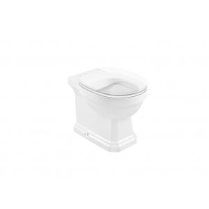 Roca Carmen Álló wc , hátsó/alsó kifolyású , mélyöblítésű Rimless