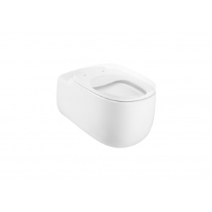 Roca Beyond Fali wc , Rimless , mélyöblítésű