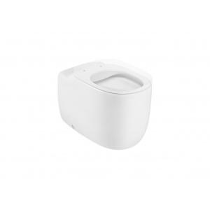 Roca Beyond Álló wc , Rimless , mélyöblítésű