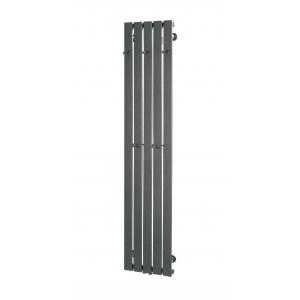 RADECO CALLE 1 1650X340 Design egyenes törölköző szárító radiátor 550 WATTOS