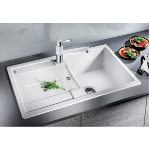 BLANCO METRA 45S  Silgranit mosogatótálcák több színben, 780X500