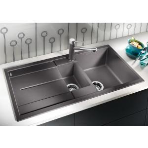 BLANCO METRA 6S  Silgranit mosogatótálcák több színben, 1000X500