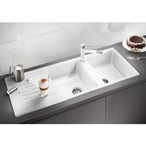 BLANCO ZIA 8S  Silgranit mosogatótálcák több színben, 1160X500