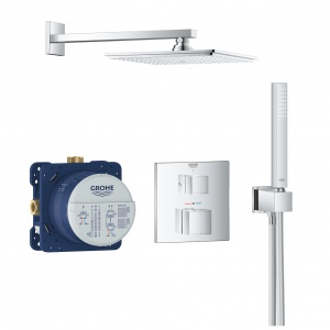 """Grohe Grohtherm Cube """"Allure 230"""" Zuhanyrendszer (34741000)"""