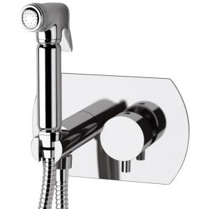 Sapho RHAPSODY Fali bidé csaptelep zuhanyszettel (SAP1209-07)