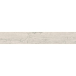 Cersanit Buckwood White (W619-013-1) fahatású padlólap, 19,8x119,8