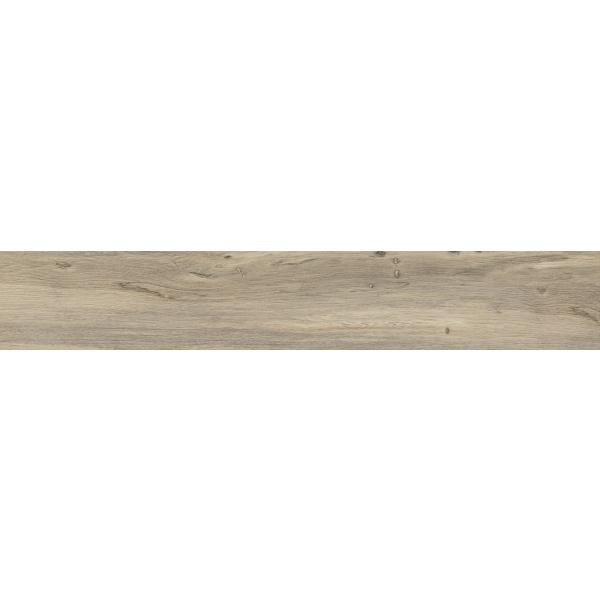 Cersanit Kentwood Brown (NT1053-008-1) fahatású padlólap, 19,8x119,8