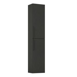 Bannio Urban fali szekrény (150x30x24 cm) Nature Grey színben