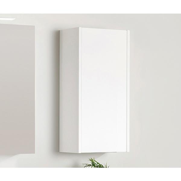 Amazonas Caligula 35x70x20-ös fali szekrény, fényes fehér színben