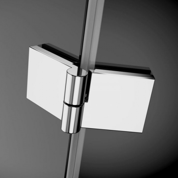 Radaway Essenza DWJ egyedi méretű zuhany ajtó, balos, 77x200