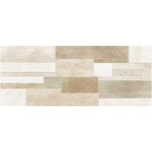 Ermes Aurelia CROSSOVER BEIGE Struttura Drywall 20X50 Falicsempe