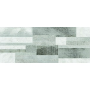 Ermes Aurelia CROSSOVER GREY Struttura Drywall 20X50 Falicsempe