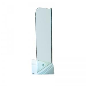 M-Acryl 75x143 cm-es edzett üveges kádparaván 20302