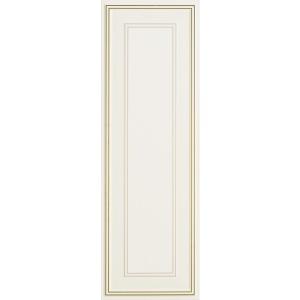 ASCOT New England Bianco Boiserie Diana Dec dekor csempe  33,3x100 cm (EG331BDD)