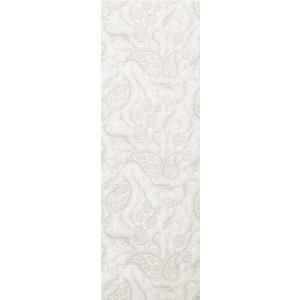 ASCOT New England Bianco Quinta Sarah Dec dekor csempe 33,3x100 cm (EG331QSD)