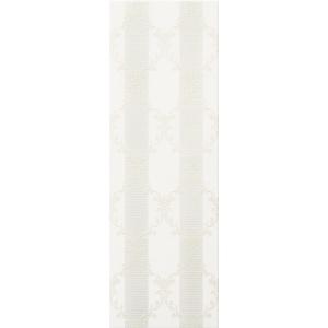 ASCOT New England Bianco Quinta Victoria Dec dekor csempe 33,3x100 cm (EG331QVD)