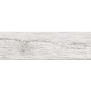Cersanit ALPINE WOOD WHITE 18,5x59,8 FA HATÁSÚ PADLÓLAP