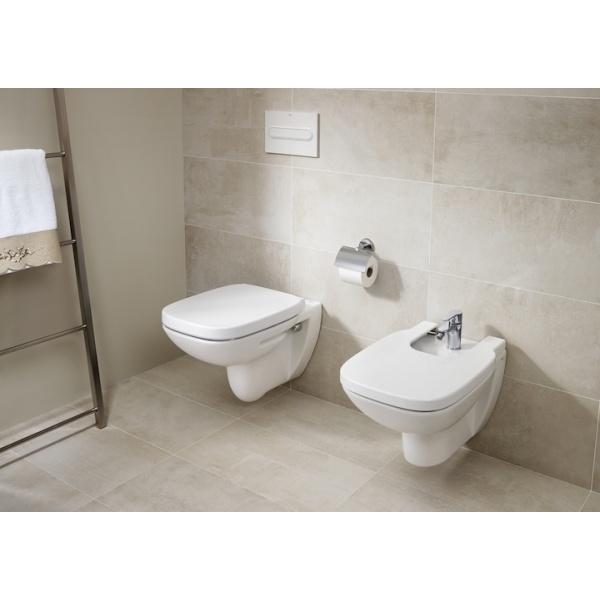 Roca Debba Rimless fali WC mélyöblítésű A34699L000