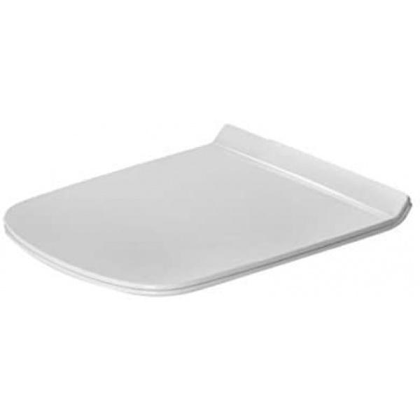 Duravit DuraStyle WC tető, levehető, lecsapodásmentes (0063790000)