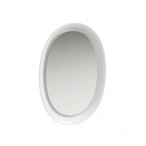 Laufen The New Classic Kerámia tükör LED hangulatvilágítással, fényes fehér (H4060700850001)